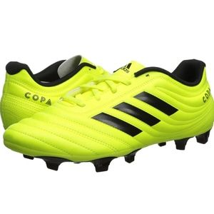 NWT Adidas Copa 19.4 Firm Ground Soccer Shoe Cleat